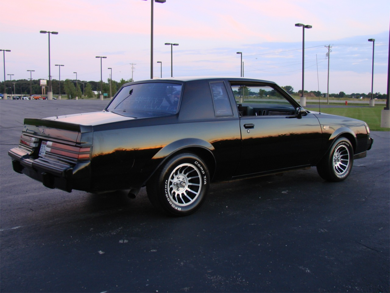 1987 buick gnx replica amp 1987 buick grand national