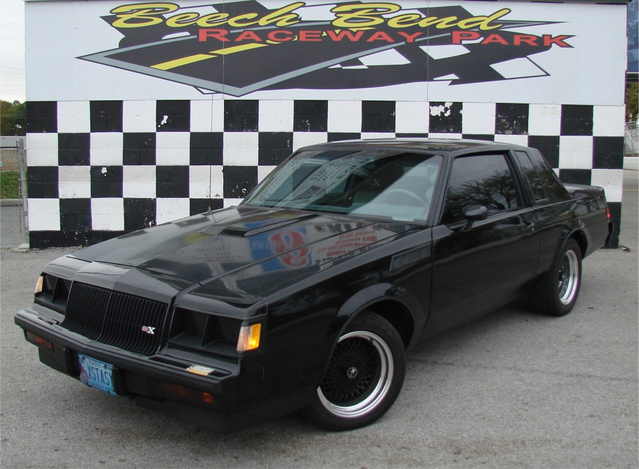 1987 Buick Gnx Replica Grand National Xstasy Photo Gn Wiring Under Hood Gallery