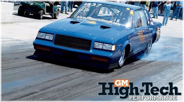 2008 Buick GS Nationals. Gallina/Freeman First 6 at GS Nationals. click to view article featured in GM High-Tech Performance.