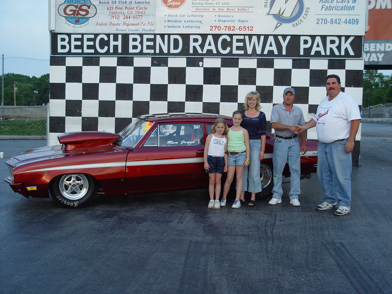 GS NATIONALS CAR SHOW RACE RESULTS May - Toth buick car show